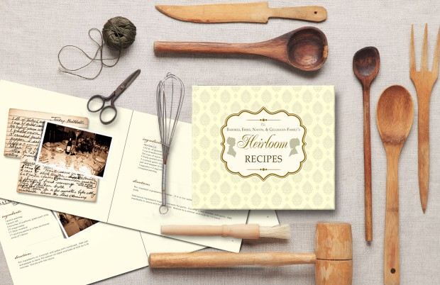 Heirloom Cookbook